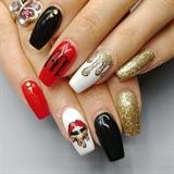 Drip nail