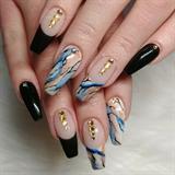 Apres Art Ink Nail Design