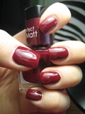 autumn dark red