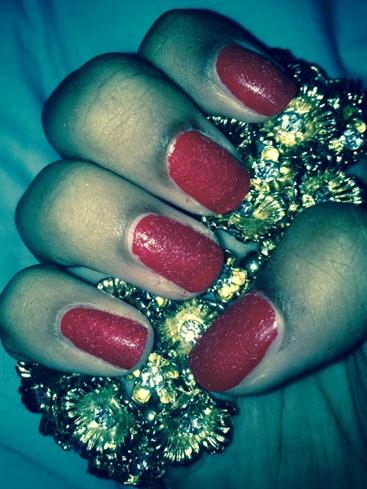 Ravishing Red furry-ness