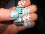 Roses & stripes