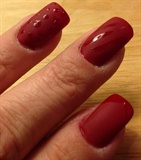 Red Matte & Gloss
