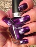 Violet Flames