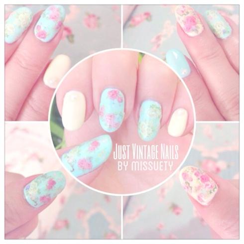 Just Vintage Nails