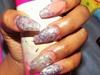 Lilac Glitter Mix