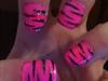 Stripe Me Pink