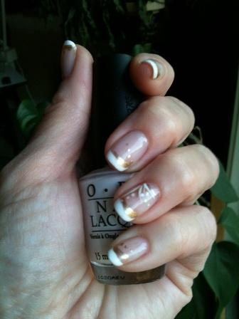 Summer Office Nails