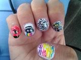 edm nail art