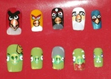 Angry Birds & Pigs