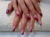 wet nail polish