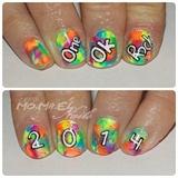 Concert nails