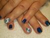 Gelish Blue Aloha