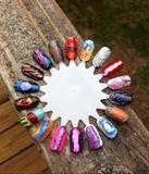 June Nail Art Wheel