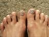 Swarovski Toes