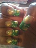 Lime Green & Lovin' it