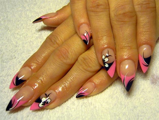 Ногти клевые