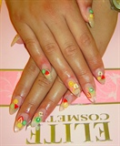 Fruits nails