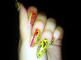 yellowcrackle