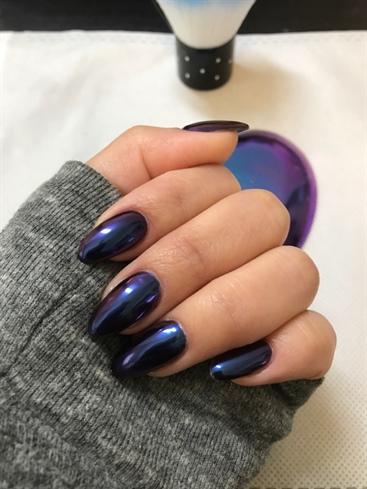 Blueberry Chrome