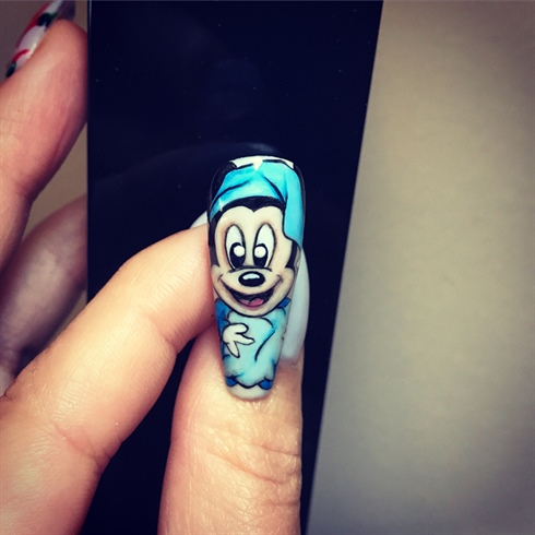 Baby Mickey Mouse!