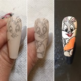 Baby Bugs Bunny!