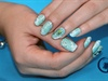 Sochi 2014 Winter Games Nail art