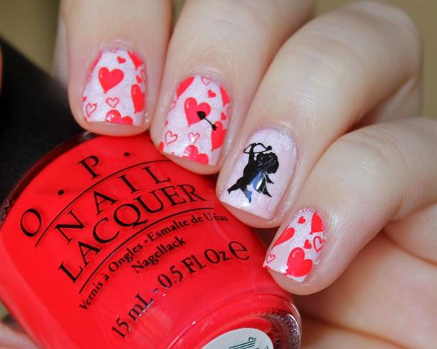 Cupid Nail Art Gallery