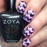 Gradient & Chevron