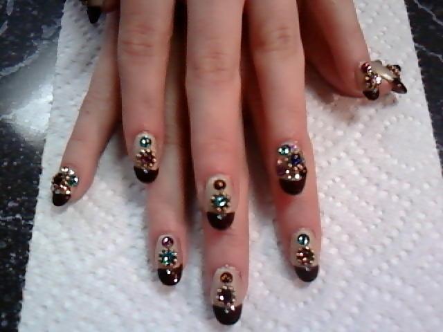 Katies gem nails nail art gallery prinsesfo Gallery