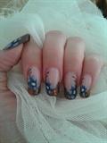 my autumn nails...