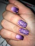 Purple Thorns