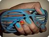 Superman Nails :)