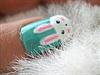 Cute Easy Bunny Nails