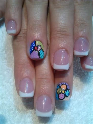 BRITO art on nails