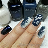 Nail Art Gallery Dallas Cowboys Nail Art Photos