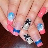 Palms & Glitter 🌴✨