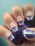 Purple Crackle