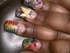 Island Gilrl nails
