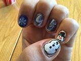 My Christmas Nail 🙂