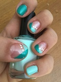 Turquoise Nail 😄