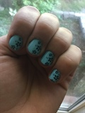 Floral Nail 💅🏼🌸