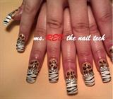 zebra n cheetah