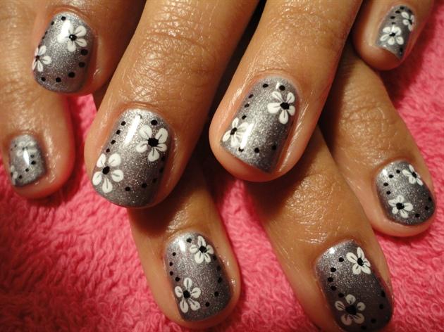 Mv nails gelish nail art gallery mv nails gelish prinsesfo Images