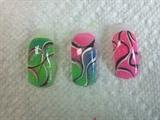 shades of acrylic