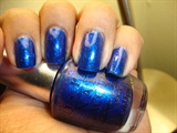 Shimer Purple Blue