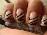 Gold Stripes.!