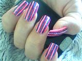 Unusual Color Stripes