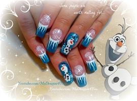 Disney FROZEN Inspired, OLAF the Snowman