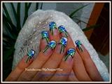 FLORAL SPRING NAIL ART,