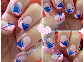 nail art: Pantone, Colors of the Year 2016